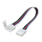 10mm RGBW PCB-stik 5-pin Core Wire-kabel til LED Strip