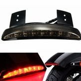 Smoke 12V LED Brake Tail Light Voor Harley Davidson Sportster XL883N 883L 1200C 1200L 1200N 1200R