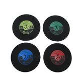 HonanaTablasdemesadeposavasos de vinilo de plástico de plástico ambiental Tablas de mantel Taza simple y creativa Práctica de posta a prueba de calor