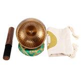Chakra Healing Tibetan Hammered Himalayan Singing Bowl