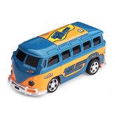 2.4G 1/64 Mini RC Car Bus Enfants Modèles de véhicules jouets d'intérieur
