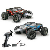 Xinlehong Q901 1/16 2.4G 4WD 52 km / h Brushless kontrol Proporsional Mobil Rc dengan LED Light RTR Mainan