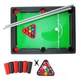 Mini American Billiards Billiard Indoor Parent-child Interactive Table Games Juegos deportivos Juguetes educativos para niños