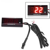 Digital Water Temperature Meter Backlit LED Display Thermometer  Water Temperature Gauge Meter