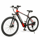[EU Direct] Samebike SH26 8Ah 36V 250W 26 Inches Electric Bicycle 30km/h Top Speed 30-70KM Mileage Range Electric Bike 150Kg Max Load