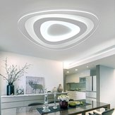 16W Современный ультратонкий LED Потолочный светильник для скрытого монтажа 3 цвета, регулируемый для гостиной Главная