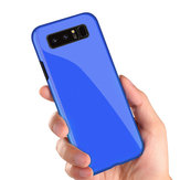 Bakeey Piano Paint Glossy Hard PC Protective Case for Samsung Galaxy Note 8