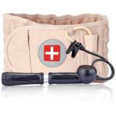 Back Decompression Waist Belt Back Massager Back Pain Relief Lumbar Inflatable Traction Belt Air Waist Support Brace