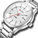 CURREN 8316 Waterproof Business Style Men Wrist Watch