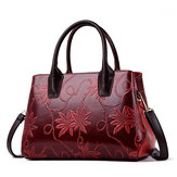 Double-layer Tote Handbag Crossbody Bag For Women