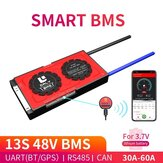 DALY BMS 13S 48V 30A 40A 60A 18650 Smart Bluetooth 485 to USB Device CAN NTC UART Λογισμικό Togther Li-on Battery Protection Board