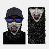 3D Digital Printing Sports Variety Riding Hood Bandana Balaclava Neck Gaiter Neck Tube UV Resistant Quick Dry Lightweight Materials Cycling Polyester Adults