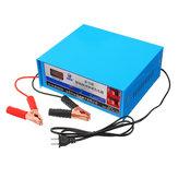 التلقائي البطارية شاحن 12V24V سيارة البطارية نبض إصلاح شاشات الكريستال السائل عرض البطارية شحن معدات