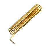 433MHz SW433-TH22 Gold-plated Copper Spring Antenna For Wireless Transceiver Module