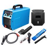 220 V 20-300A 7000 W Mini IGBT Inventor MMA / ARC Weilding Ferramentas Handheld Display Máquina De Solda De Cobre Puro