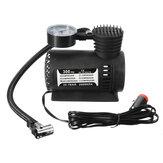 300 PSI 12 V Taşınabilir Araba Lastik Şişirme Hava Kompresörü Elektrikli Pompa Şişirme