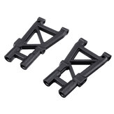 2PC Rear Lower Arm for HSP 94177 1/10 Off Road Truck Vehicle Models  RC Car Parts