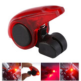XANES BL01 Mini Bicycle Brake Lights Safety Warning Cycling Lamp Lights Suitable for V Brakes Automatic Control