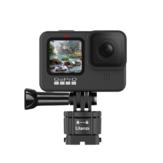 ULANZI GP-11 GoPro Hızlı Çıkarma Tokası GoPro HER0 9/8/7/6 / Max DJI Osmo Eylem için Manyetik Adaptör Aksesuarları