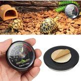 Reptilienschildkröte Vivarium Terrarium Temperaturmesser Thermometer mit Farbcodes
