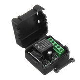 DC 24V 315/433MHz Universal Wireless Remote Control Switch 1CH Relay Receiver Module With Case