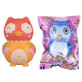 Vlampo Owl Squishy 15*10*10CM Licensed Slow Rising With Packaging Collection Gift