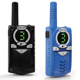 2pcs Long Rangee Max 10KM Walkie Talkie Radio Giocattolo regalo per bambini portatile interfono