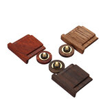 Wooden Shutter Button with Hot Shoe Cover for Fuji X Series Buttons