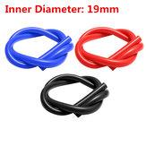 1M Silicone Vacuum Hose Tubing Turbo Coolant Tube Inner Diameter 19mm Silicone Tube