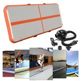 118x35x4inch Inflatable GYM Air Track Mat Floor Home Tumbling  Airtrack Gymnastics Mat Training Mat With Pump