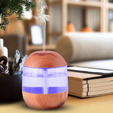 3-In-1 Multifunctional Nano Atomizer With Fan USB Rechargeable LED Ultrasonic Humidifier Diffuser Air Purifier