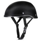 Vintage Half Face Helmet Summer For Motorcycle Riding Cruiser Touring Bicycle Scooter Riders
