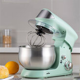 220V 3.5L Stand Mixer Mixing Machine Electric Cake Beater Maker Dough Hook Whisk 6 Speed