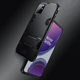 Bakeey for OnePlus 8T Case Armor Shockproof with Stand Holder PC Protective Case Back Cover