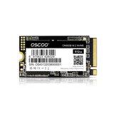 OSCOO ON900B 3*4 M.2 NVMe 2242 Katı Hal Sürücüsü PCIE Gen 3.0x4 NVMe1.3 SSD 256G 512G Dahili SSD