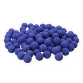 100 stuks kogelballen rondes compatibel onderdeel voor rivaliserende Apollo speelgoedvulling