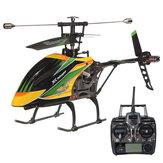 WLtoys V912 4CH Helicóptero RC sem escova com giroscópio RTF