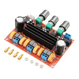 TPA3116D2 50Wx2 + 100W 2.1 Channel Digital Subwoofer Amplifier Board 12V-24V