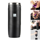 240ML Outdoor Coffee Machine Mini Portable Electric Hand Punch Coffee Pot