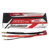 CNHL RACING SERIES 7.4V 8000mAh 100C 2S Lipo Battery T Plug for RC Car