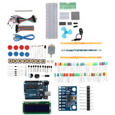 ADXL335 Starter Kit with Free 17 Classes UNO R3 LCD1602 Display Components Set Geekcreit for Arduino - products that work with official Arduino boards
