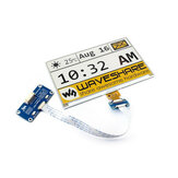 Waveshare® 7.5 Inch 640×384 E-paper Ink Screen Yellow Black and White SPI Interface with Driver Board