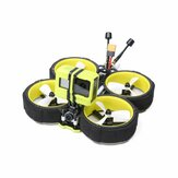 iFlight BumbleBee HD V2 3 дюймов 4S CineWhoop FPV Racing Дрон BNF C DJI FPV Air Unit 720p 120fps F4 FC 40A ESC 3600KV Мотор