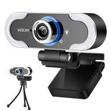 XiaovvAutoFocus2KUSBWebKamerası Tak ve Çalıştır 90 ° Açılı Web Kamera, Canlı Akış için Stereo Mikrofon ile Windows OS Linux Chrome OS Ubuntu ile Uyumlu Çevrimiçi Sınıf Konferans