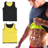 Sweat Sauna Body Shaper Men Gilet Thermo Néoprène Trainer Sliming Ceinture Ceinture Survêtement