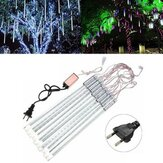 30cm 10Tubes 300LED Meteor Shower Rain String Light Christmas Tree Decor with Driver EU Plug