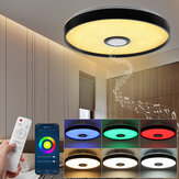 Dimmable 72W RGB LED Ceiling Light Lamp bluetooth WIFI Alexa / Google Home + Remote