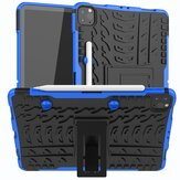 Bakeey Heavy Duty Anti-skip Bracket Tablet Case With Holder Pencil For iPad Pro 11