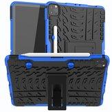 Bakeey Heavy Duty anti-skip beugel tabletkoffer met potloodhouder voor iPad Pro 11