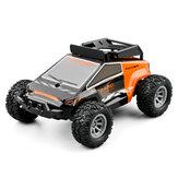 S638 RTR 1/32 2,4 г 20 км / ч Mini Светодиодный RC Авто модели внедорожников детские игрушки